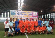 futsal cup papeling