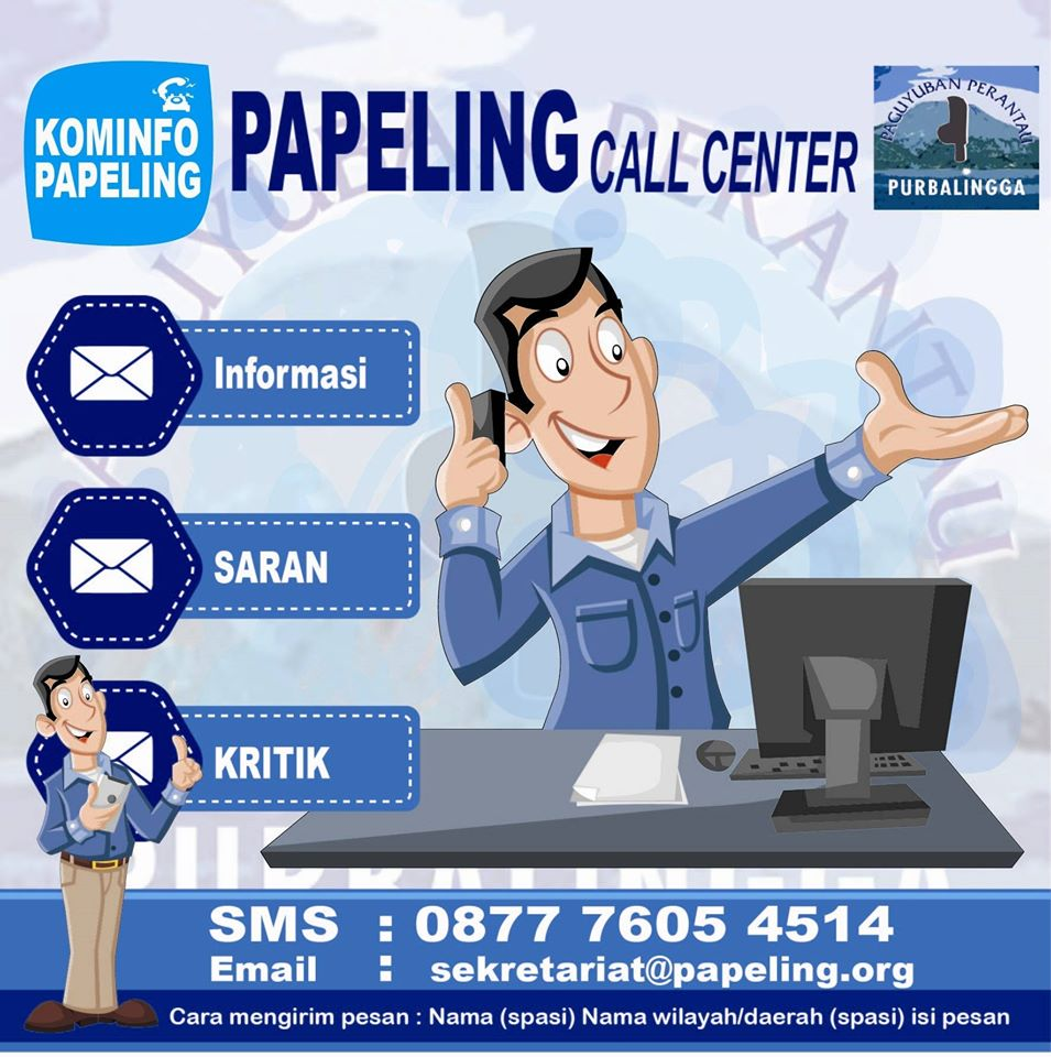 call center papeling