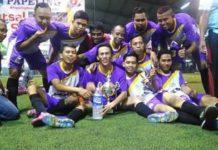 JUARA FUTSAL CUP 2016