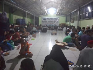 Buka Puasa Bersama Korwil Jakarta Barat